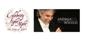 "Fourth Edition of Andrea Bocelli's ""Celebrity Fight Night"""