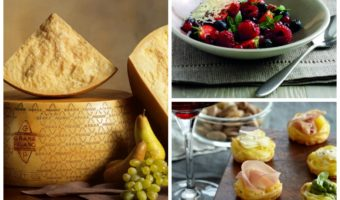 Easy Entertaining with the World's Most Popular DOP Cheese