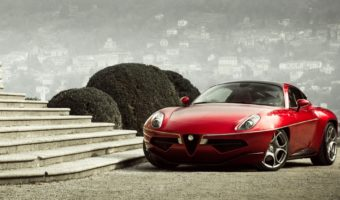 The Exclusive Alfa Romeo Disco Volante