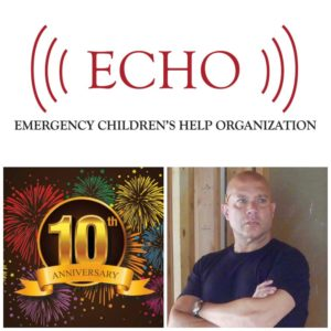 ECHO – Emergency Children's Help Organization Honors Eric Eremita