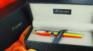 Montegrappa Fortuna Rainbow Pen Collection