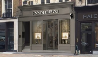 Officine Panerai Opens Its First Stand-Alone Boutique In London