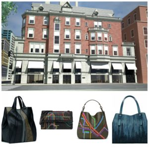 Bottega Veneta Madison Avenue Opening with Capsule Collection in New York