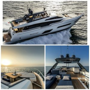 Ferretti Yachts Continues to Reign on Top