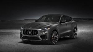 Maserati Levante Trofeo – The Ultimate SUV