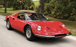 """Junior"" Ferrari Dino 246 GTS on Auction Block"