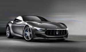 Italian Luxury Brand Maserati Enters Electric Auto Market with Alfieri