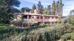 A Look Inside the Roman Villa of Carlo Ponti – Late Husband of Sophia Loren