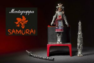Montegrappa Introduces the Warriors Collection with The Samurai Pen