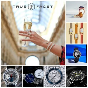 TrueFacet Launches 'Brand-Certified Pre-Owned' Watches & Jewelry