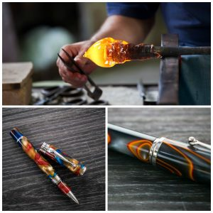 The Ducale Murano Pen Collection from Montegrappa