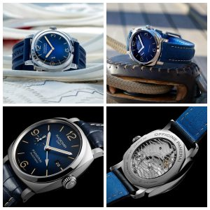 "New Panerai Radiomir ""Mediterraneo"" Edition Watches"